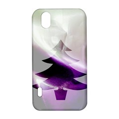 Purple Christmas Tree LG Optimus P970