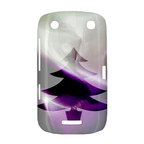 Purple Christmas Tree BlackBerry Curve 9380