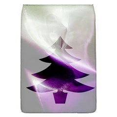 Purple Christmas Tree Flap Covers (L)