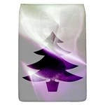 Purple Christmas Tree Flap Covers (S)  Front