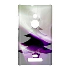 Purple Christmas Tree Nokia Lumia 925