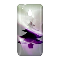 Purple Christmas Tree HTC One Mini (601e) M4 Hardshell Case