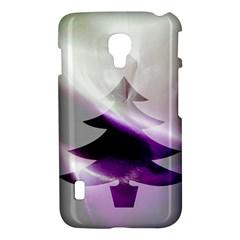 Purple Christmas Tree LG Optimus L7 II