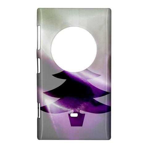 Purple Christmas Tree Nokia Lumia 1020