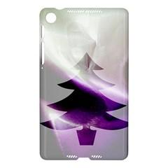 Purple Christmas Tree Nexus 7 (2013)