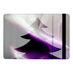 Purple Christmas Tree Samsung Galaxy Tab Pro 10.1  Flip Case Front