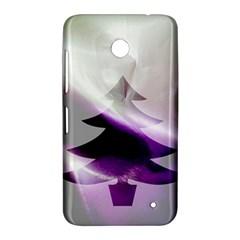 Purple Christmas Tree Nokia Lumia 630