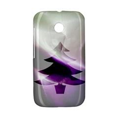 Purple Christmas Tree Motorola Moto E