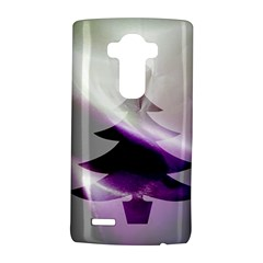 Purple Christmas Tree LG G4 Hardshell Case