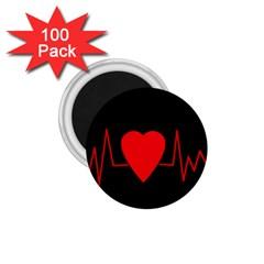 Hart Bit 1 75  Magnets (100 Pack)
