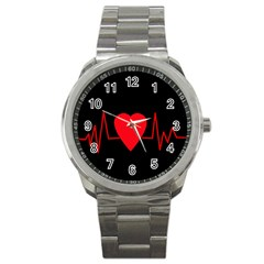 Hart bit Sport Metal Watch