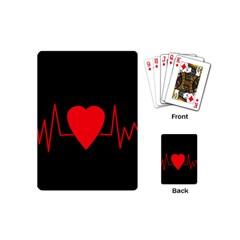 Hart bit Playing Cards (Mini)