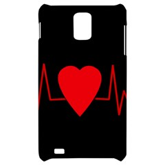 Hart bit Samsung Infuse 4G Hardshell Case