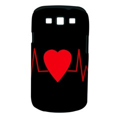 Hart bit Samsung Galaxy S III Classic Hardshell Case (PC+Silicone)