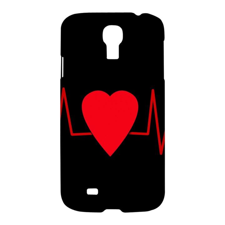 Hart bit Samsung Galaxy S4 I9500/I9505 Hardshell Case
