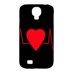 Hart bit Samsung Galaxy S4 Classic Hardshell Case (PC+Silicone)