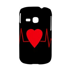 Hart bit Samsung Galaxy S6310 Hardshell Case