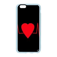 Hart bit Apple Seamless iPhone 6/6S Case (Color)
