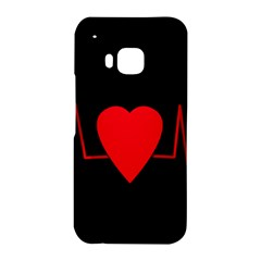 Hart bit HTC One M9 Hardshell Case