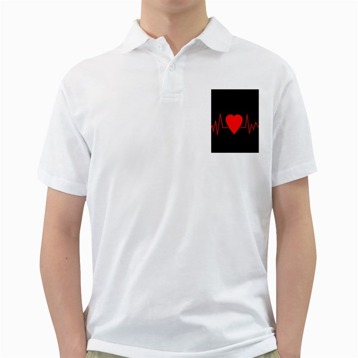 Hart bit Golf Shirts