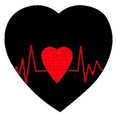 Hart Bit Jigsaw Puzzle (heart)