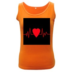 Hart Bit Women s Dark Tank Top