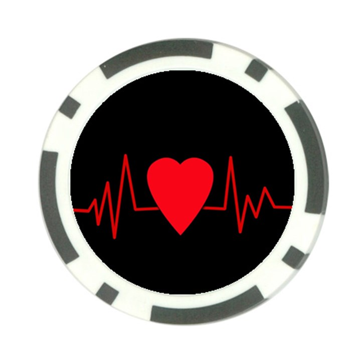 Hart bit Poker Chip Card Guards