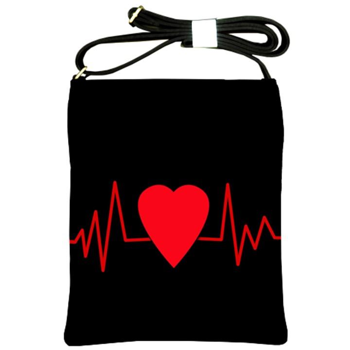 Hart bit Shoulder Sling Bags