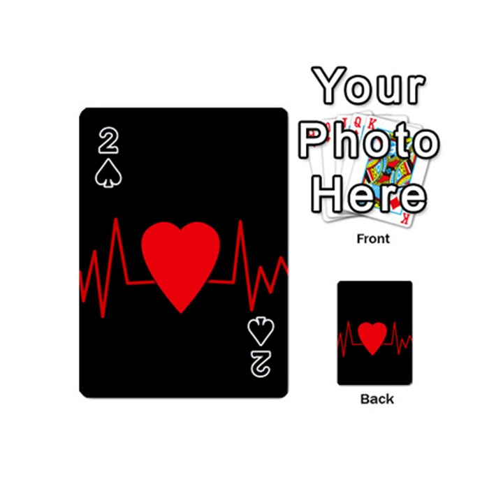 Hart bit Playing Cards 54 (Mini)