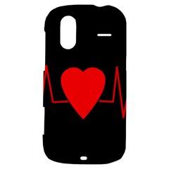 Hart bit HTC Amaze 4G Hardshell Case