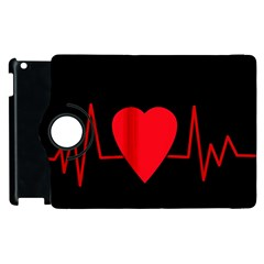 Hart Bit Apple Ipad 3/4 Flip 360 Case