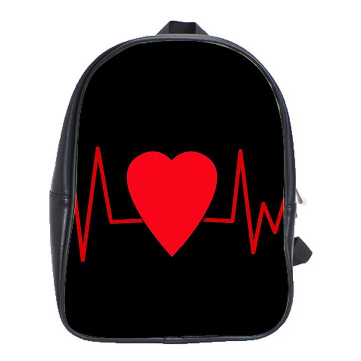 Hart bit School Bags (XL)