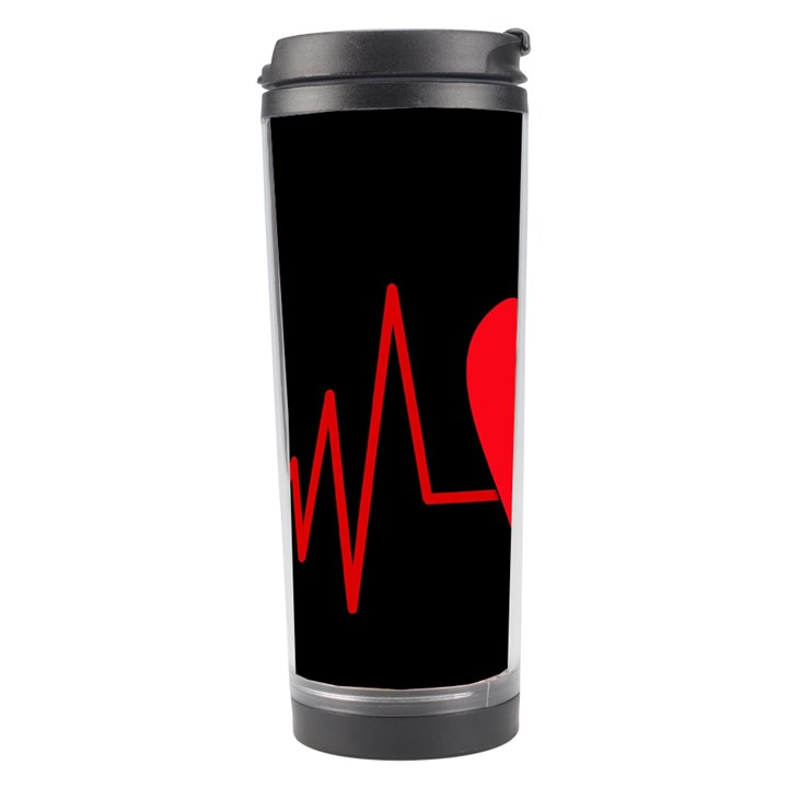 Hart bit Travel Tumbler