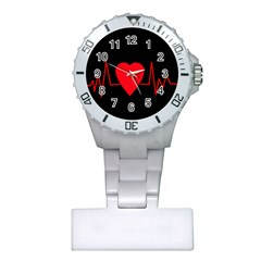 Hart Bit Plastic Nurses Watch