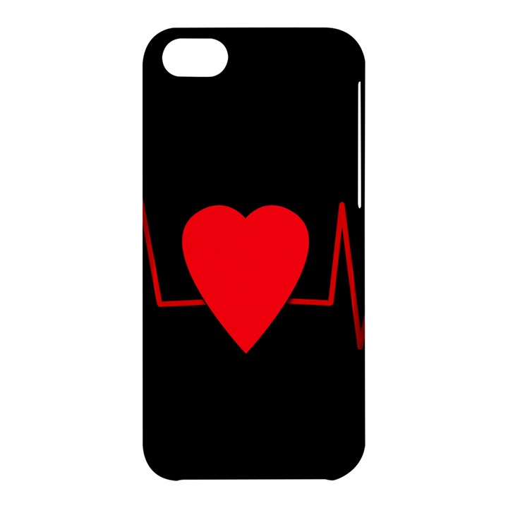Hart bit Apple iPhone 5C Hardshell Case