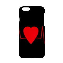 Hart bit Apple iPhone 6/6S Hardshell Case