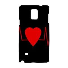Hart bit Samsung Galaxy Note 4 Hardshell Case