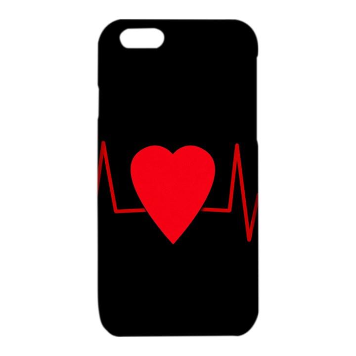 Hart bit iPhone 6/6S TPU Case
