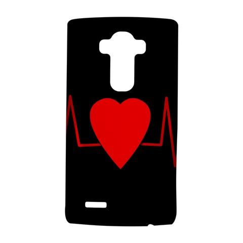 Hart bit LG G4 Hardshell Case