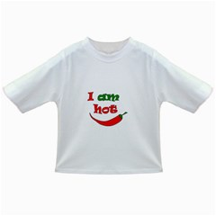 I Am Hot  Infant/toddler T Shirts