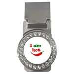 I am hot  Money Clips (CZ)  Front