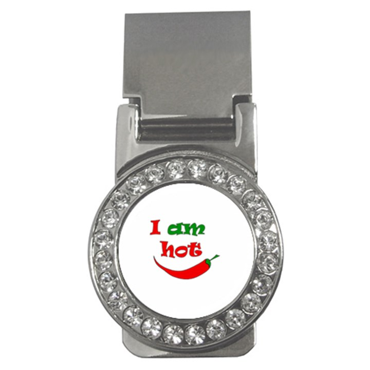 I am hot  Money Clips (CZ)