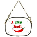 I am hot  Chain Purses (One Side)  Front