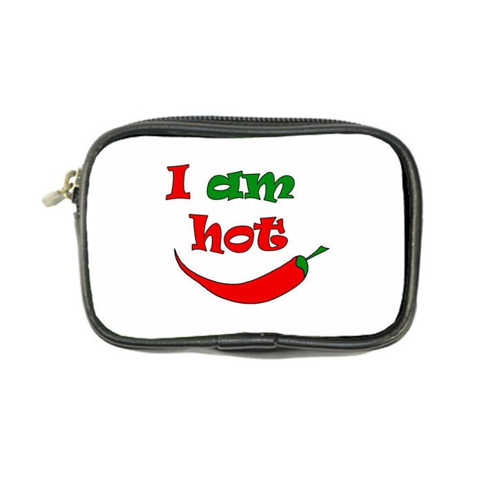 I am hot  Coin Purse