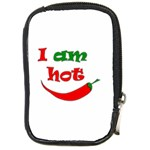 I am hot  Compact Camera Cases Front