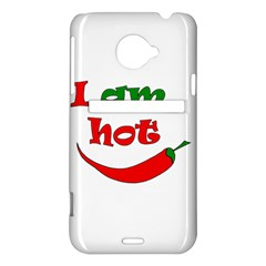 I am hot  HTC Evo 4G LTE Hardshell Case