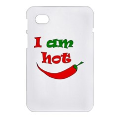 I am hot  Samsung Galaxy Tab 7  P1000 Hardshell Case