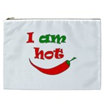 I am hot  Cosmetic Bag (XXL)  Front