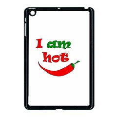 I am hot  Apple iPad Mini Case (Black)