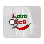I am hot  Samsung Galaxy S  III Flip 360 Case Front